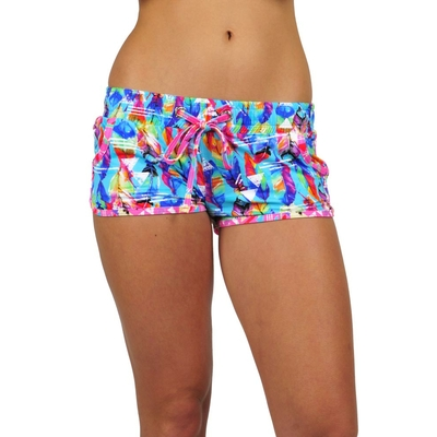 Blue beach shorts Rundreamcatcher Banana Moon Teens (Bottoms)