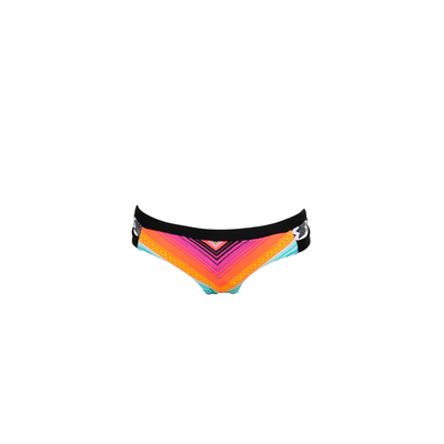Tanga swimsuit bottom multicolor Lolita Luxe (Bottoms)