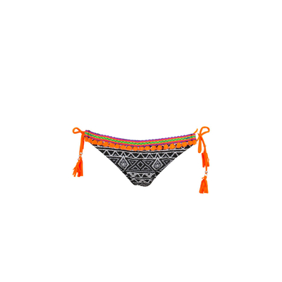 Black knotted swimsuit bottom Mineola (Bottoms)