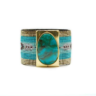 Hipanema turquoise blue brazilian bracelet Bella