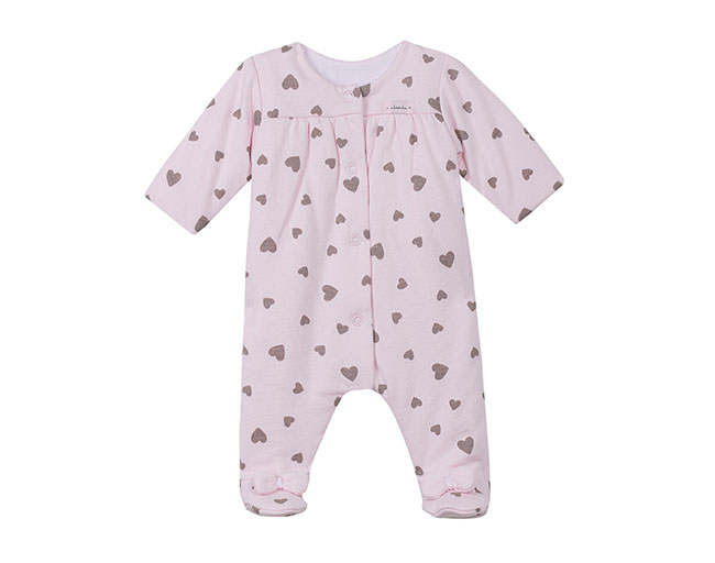 31136f8fbe68 Dors Bien Molletoné Rose - Vêtement Pyjamas et dors biens - YoukiddY