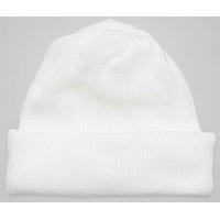 ABSE5-029 - Bonnet Tubulaire Blanc Dos