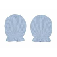 Moufles Bleues - Ligne Coton Bio