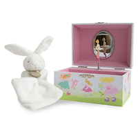 Coffret Musical Demoiselle Doudou