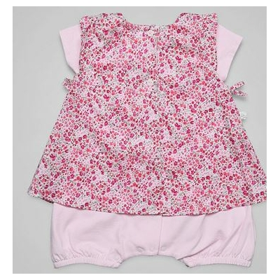 Robe Liberty Rose dos