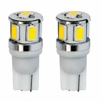 2 ampoules LED T10 anti-erreur CAN BUS