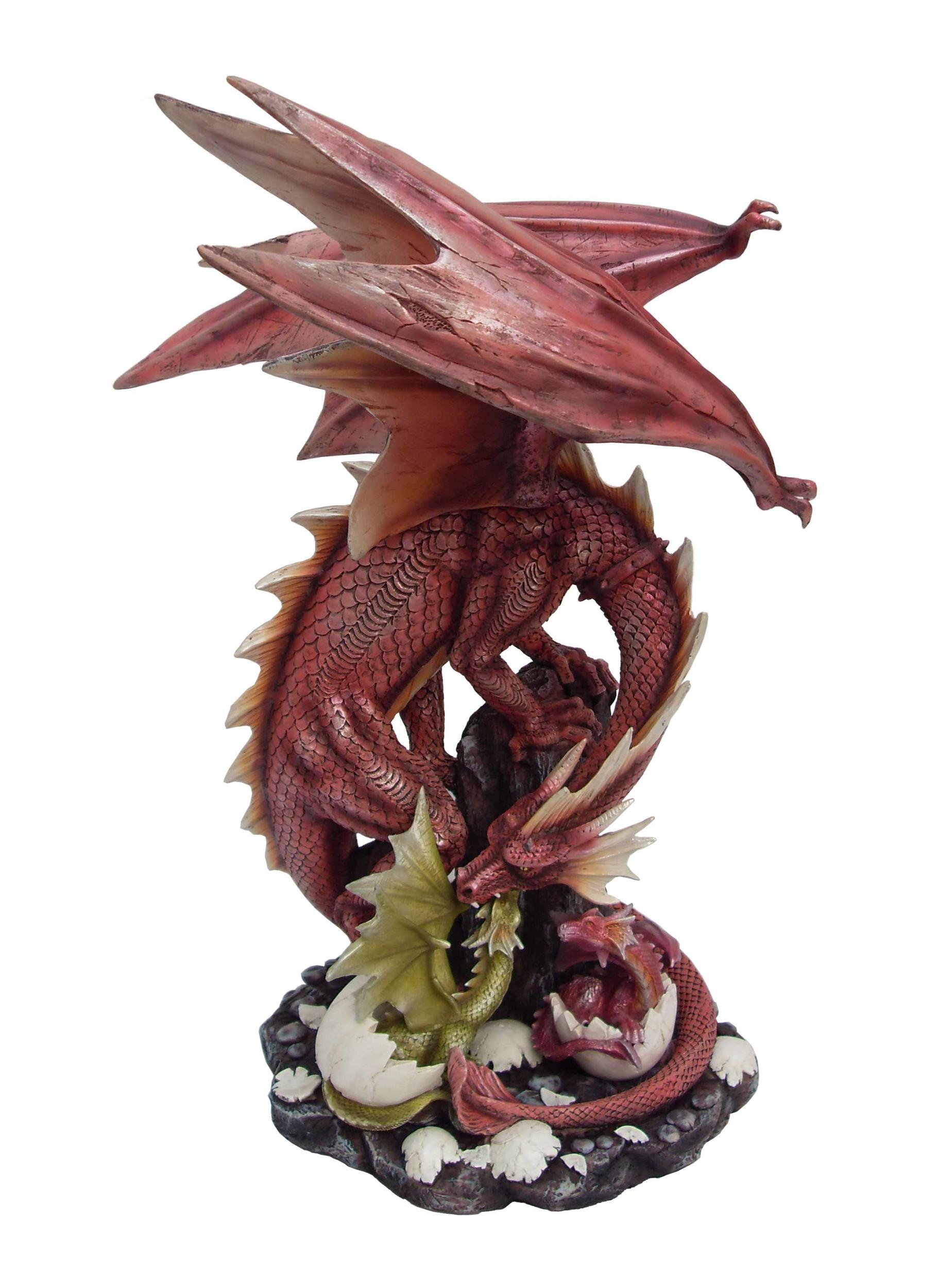 Statuette Dragon Cameron