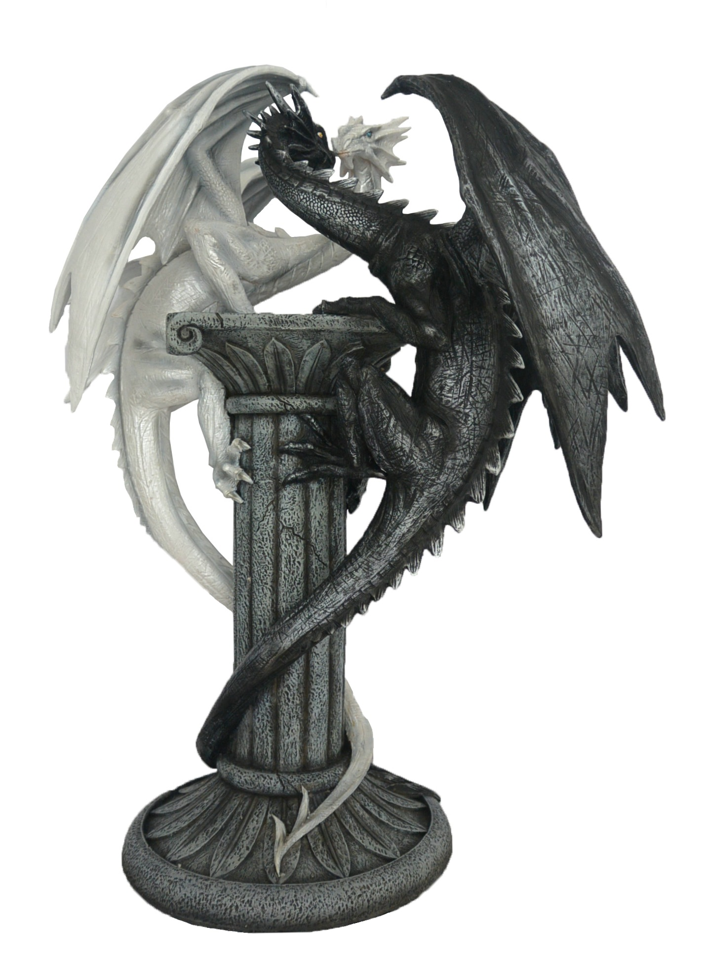 Statuette Dragon Jezekel et Jezekela
