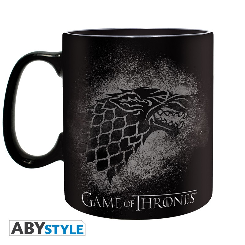 game of thrones mug 460 ml arya stark d co. Black Bedroom Furniture Sets. Home Design Ideas