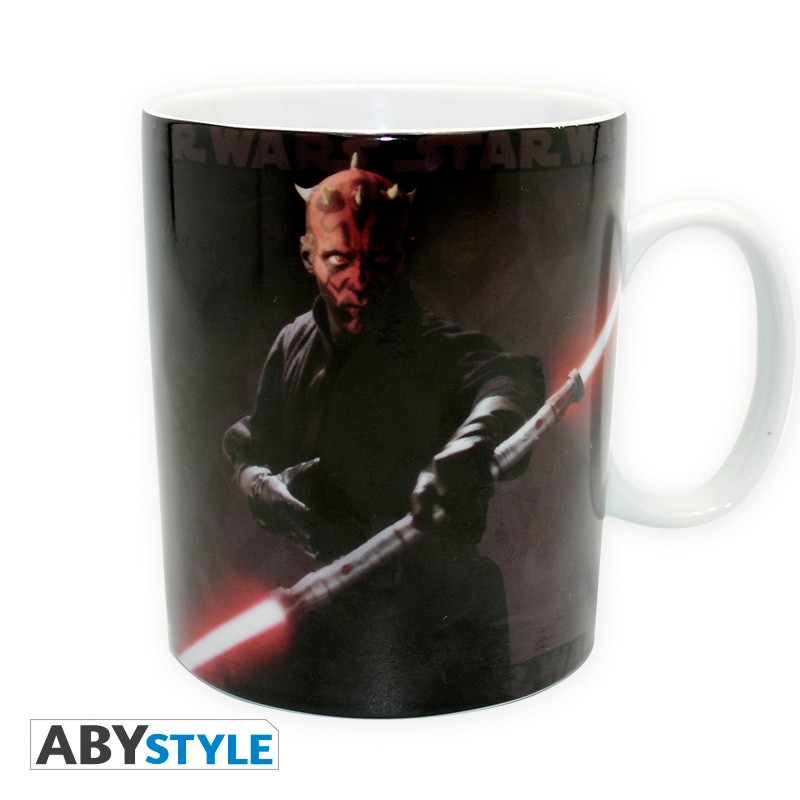 STAR WARS - Mug - 460 ml - Darth Maul