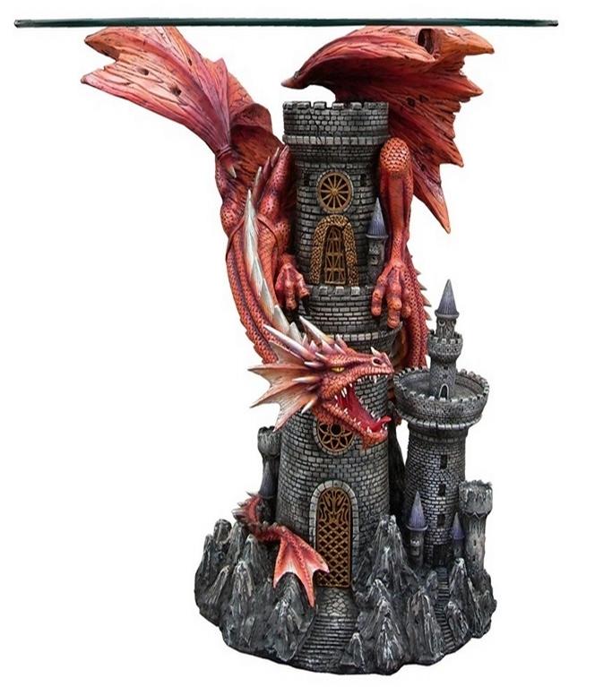 Table Dragon Wilame (H60 x L42cm)