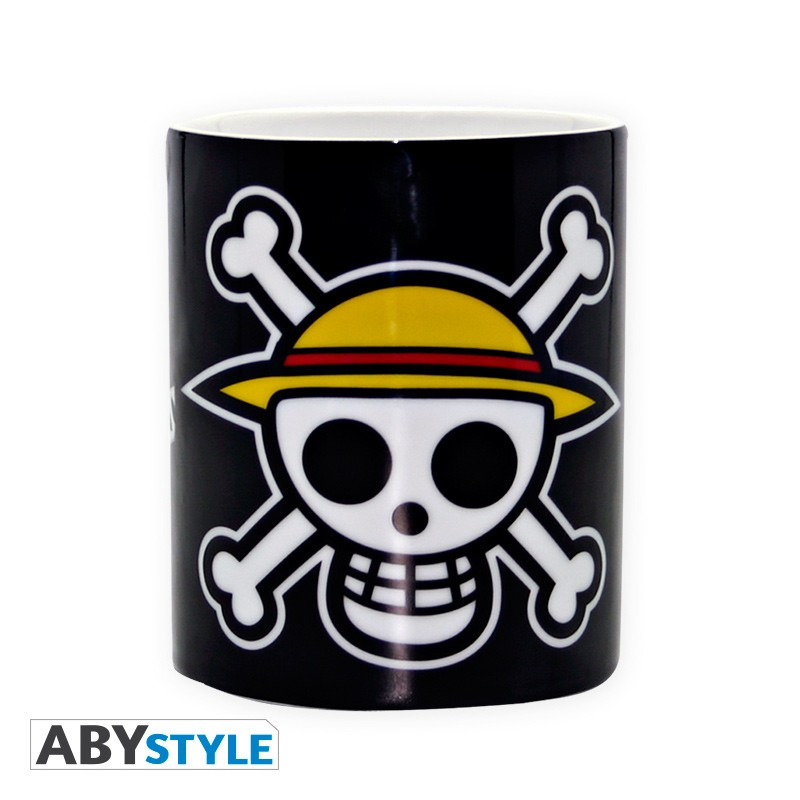 ONE PIECE - Mug - 460 ml - Luffy\'s Pirates