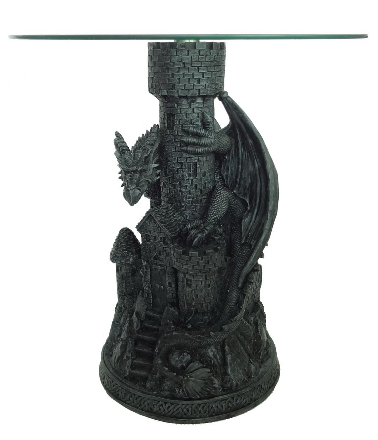 Table Dragon Yezekaël (H62 x L60cm)
