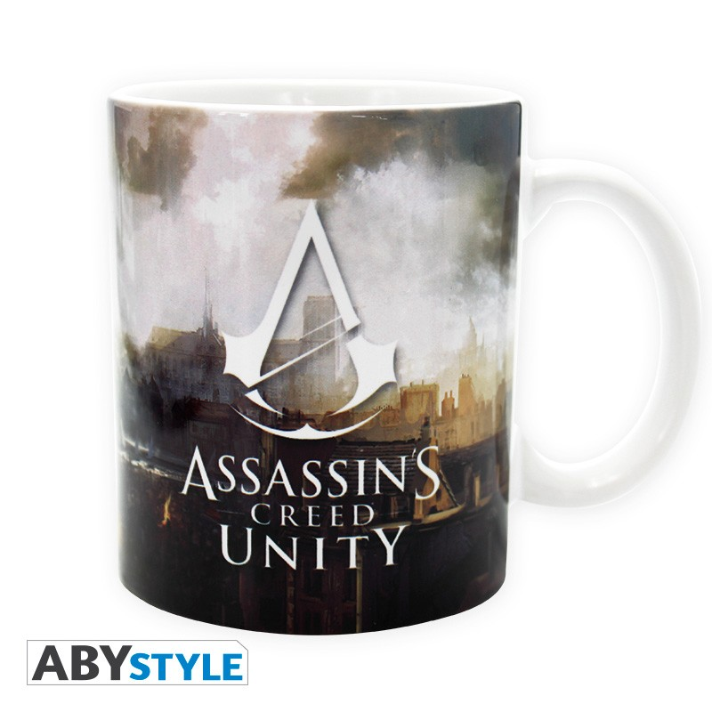 ASSASSIN\'S CREED - Mug - 320 ml - AC5/Concept Art