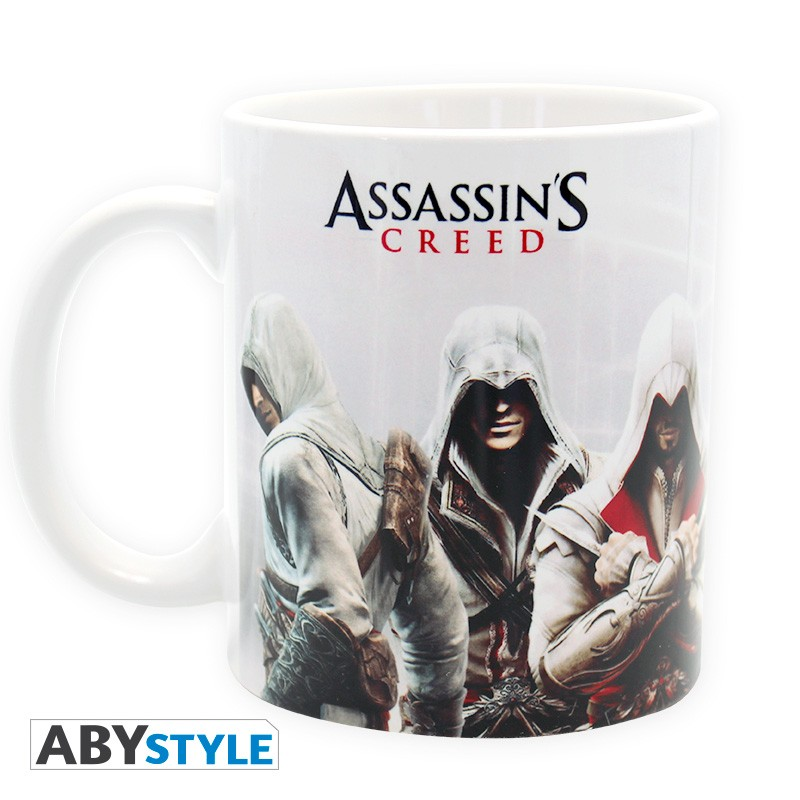 ASSASSIN\'S CREED - Mug - 320 ml - Groupe
