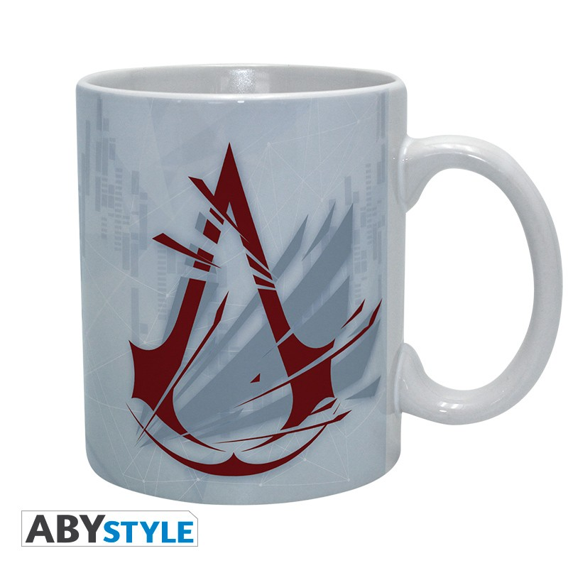 ASSASSIN\'S CREED - Mug - 460 ml - Crest
