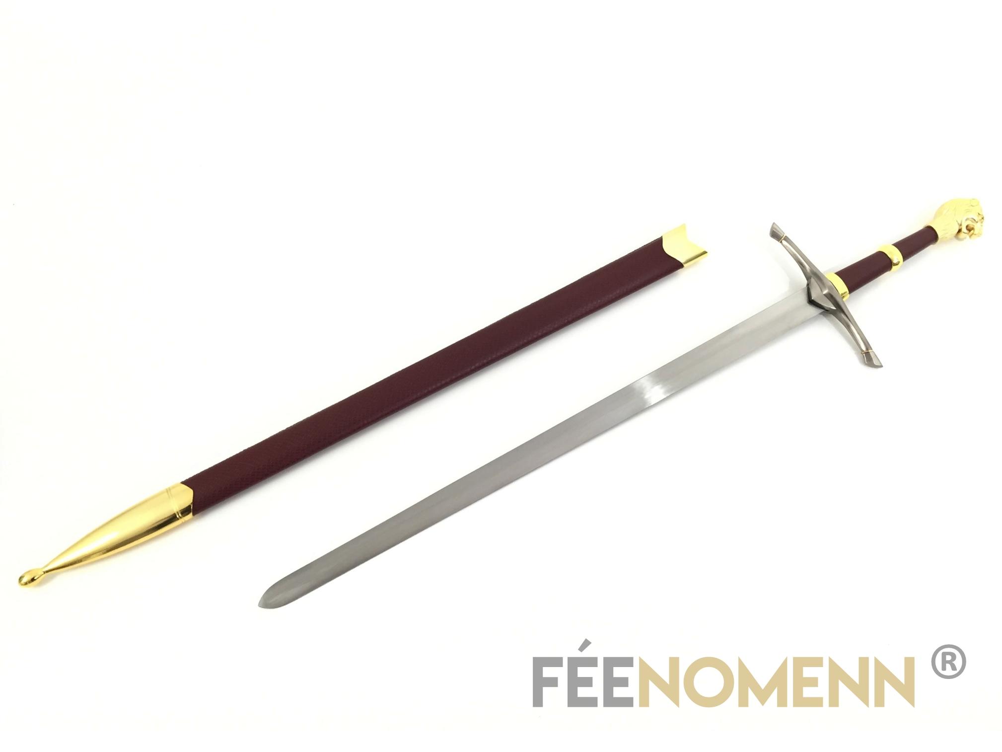 NARNIA - Réplique Épée PETER PEVENSIE