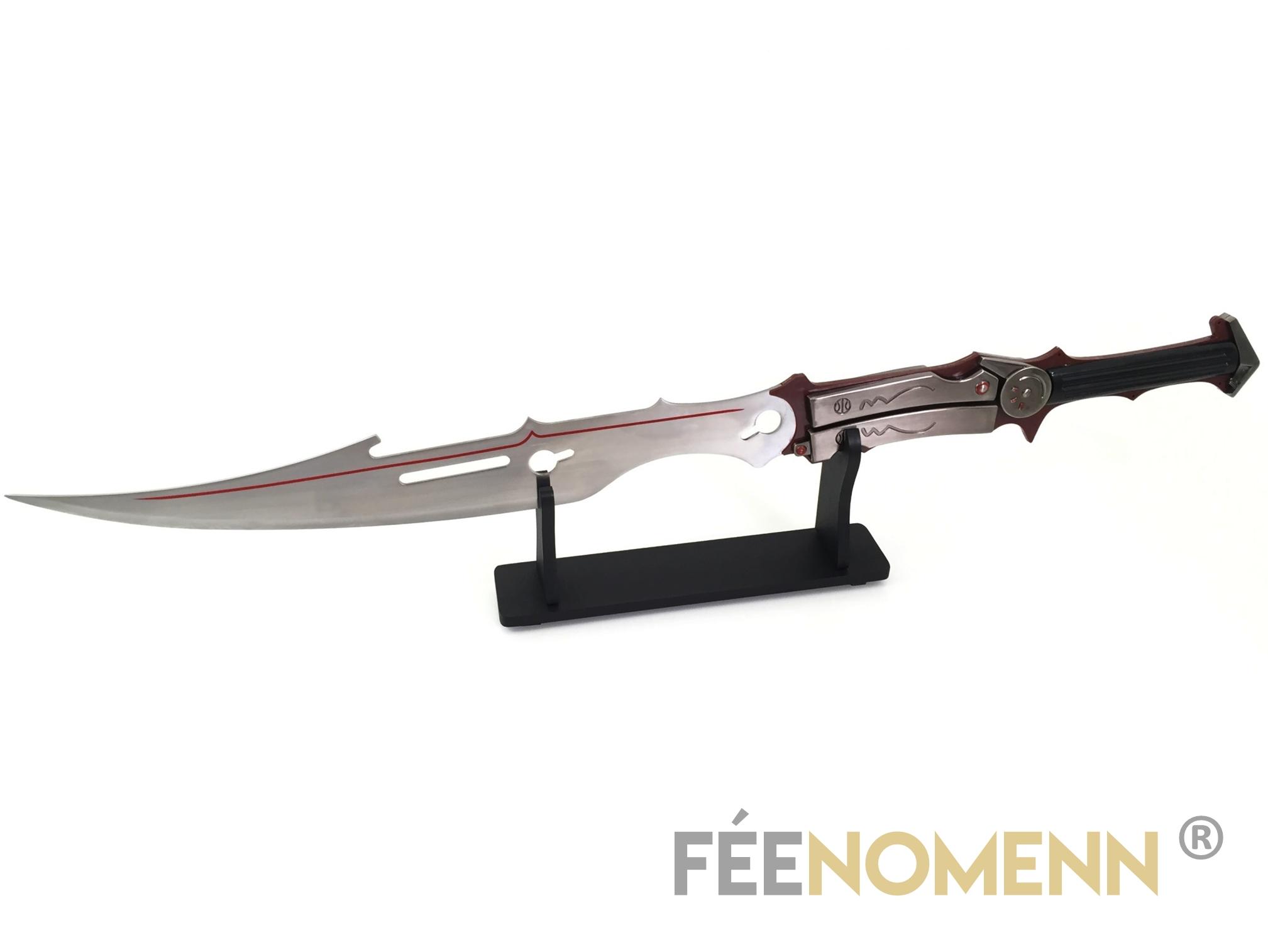 Réplique Épée LIGHTNING - Gunblade (Le Pistolame)