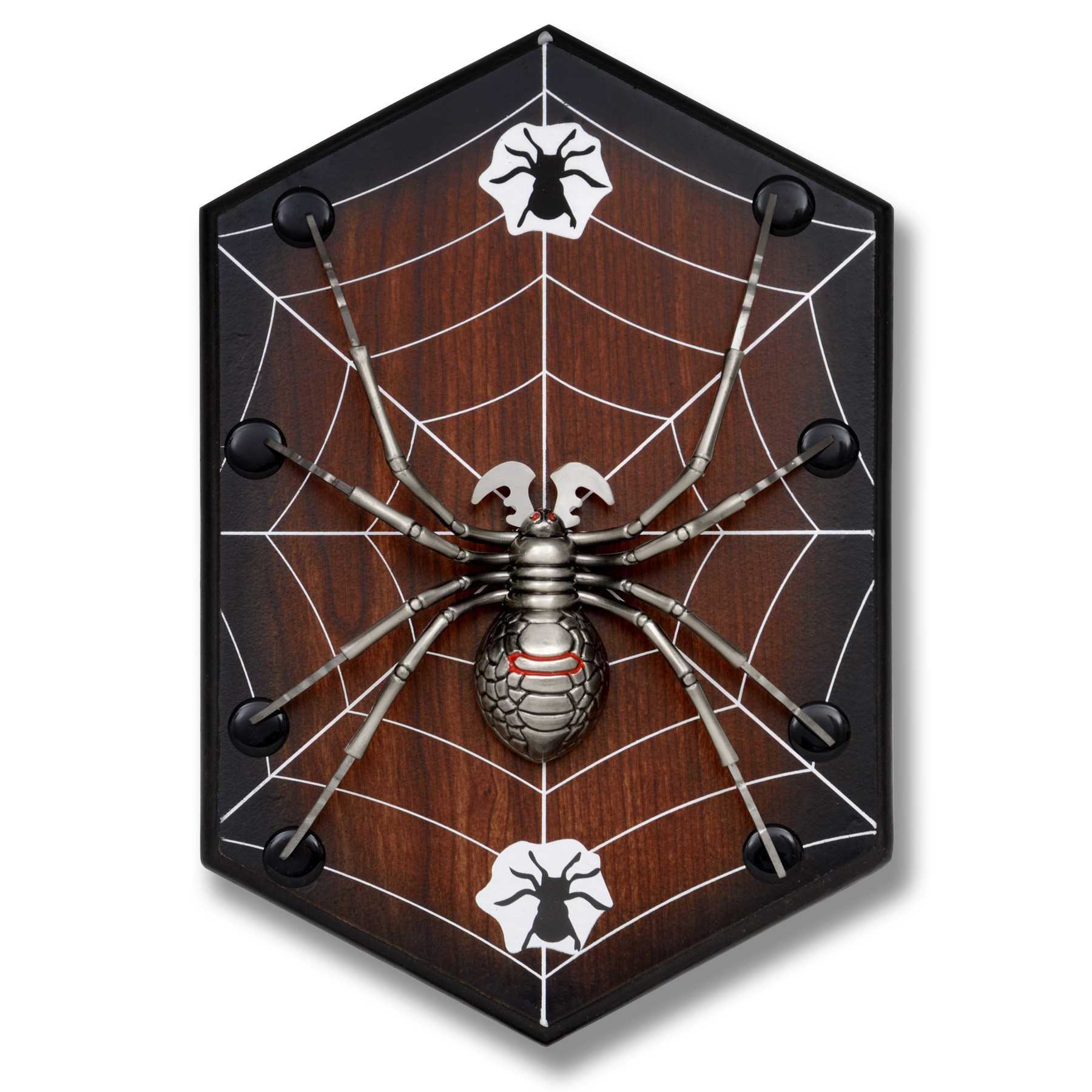 Tarentules Araignée 8 lames (avec support mural)