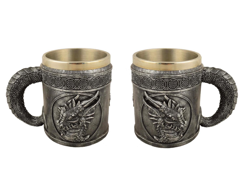 2 Chopes Médiévales-Gothiques