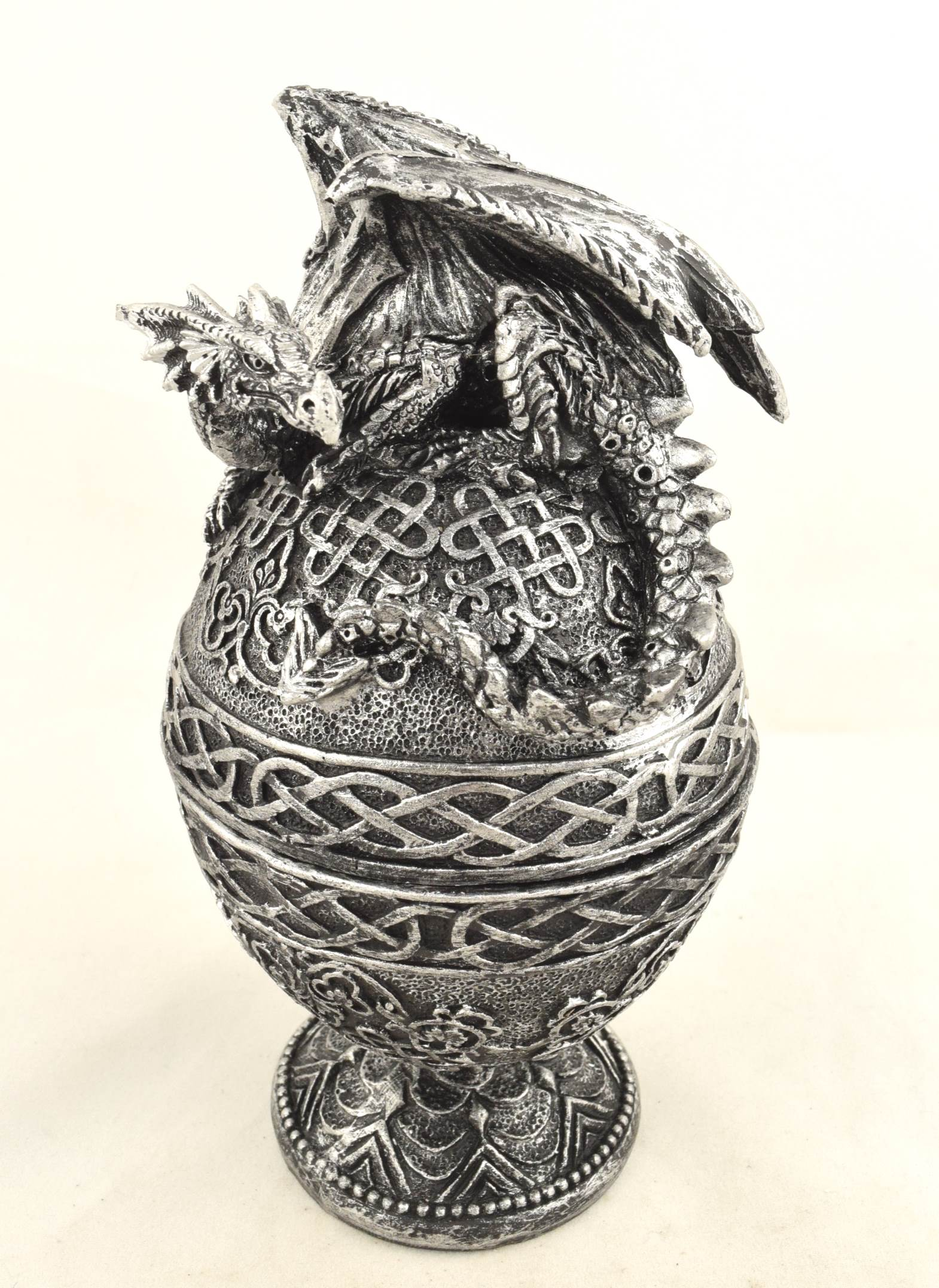 Boîte oeuf de dragon (H17 x L9cm)