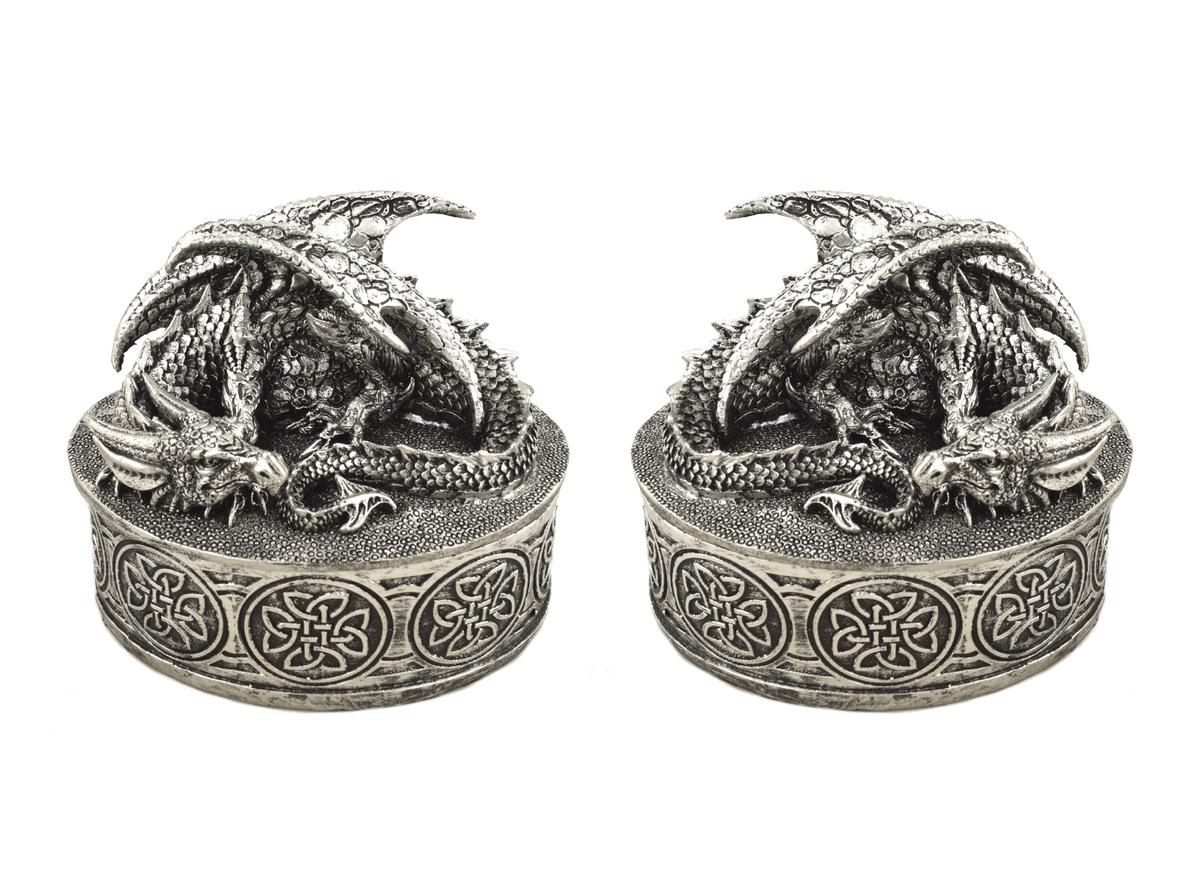 Boîtes Dragons Endormis (Lot de 2 pièces)