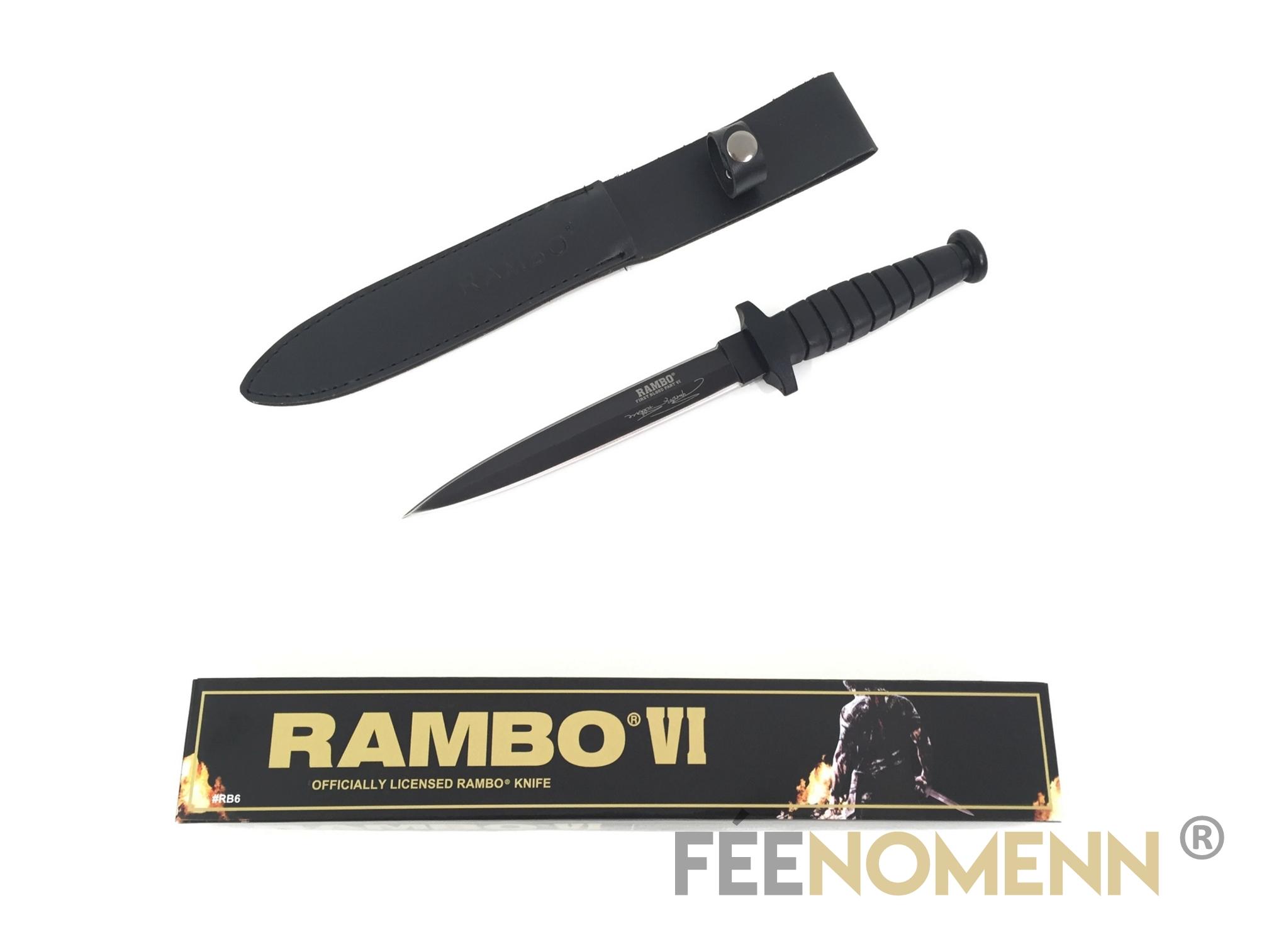 RAMBO - Réplique Couteau JOHN RAMBO
