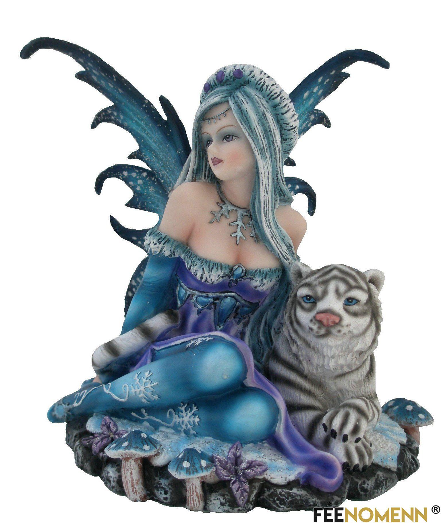 Figurine Fée Daérona (H15 x L12cm)