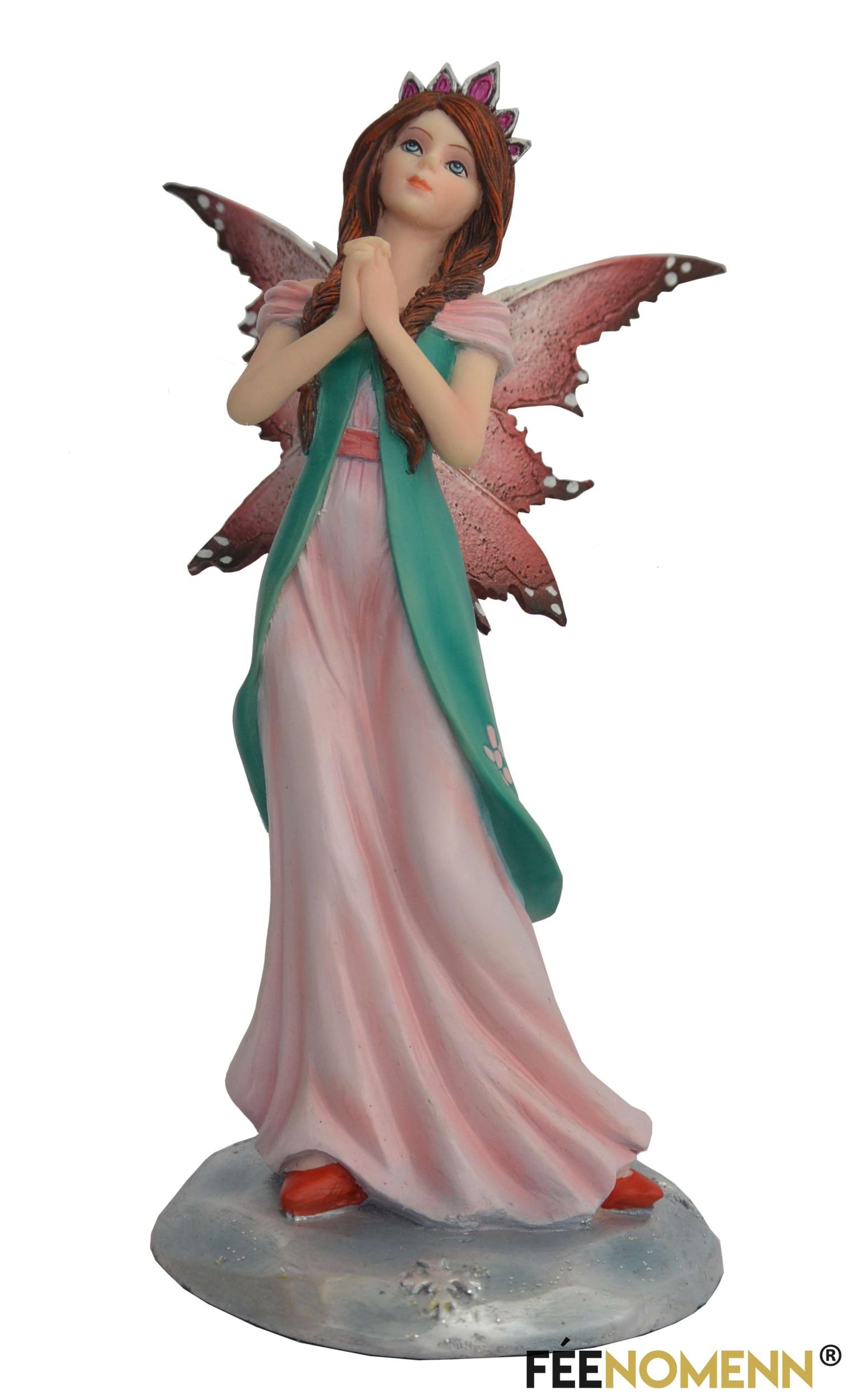 Figurine Fée Ealish (H18 x L10cm)