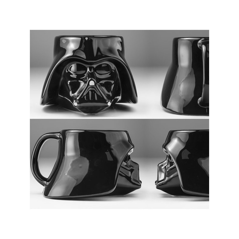 STAR WARS - Mug 3D 315ml - Dark Vador