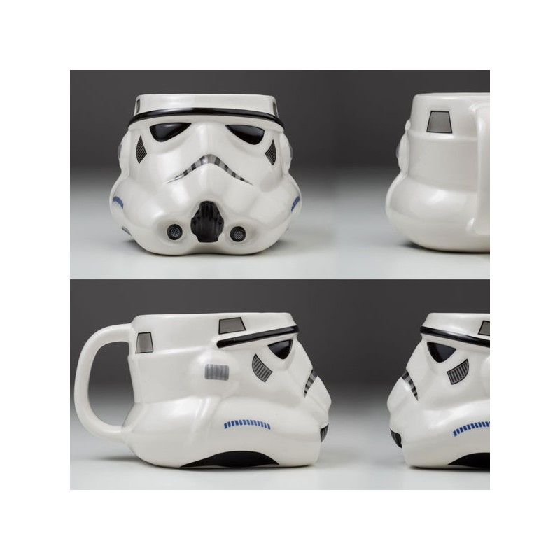 STAR WARS - Mug 3D 395ml - Stormtrooper