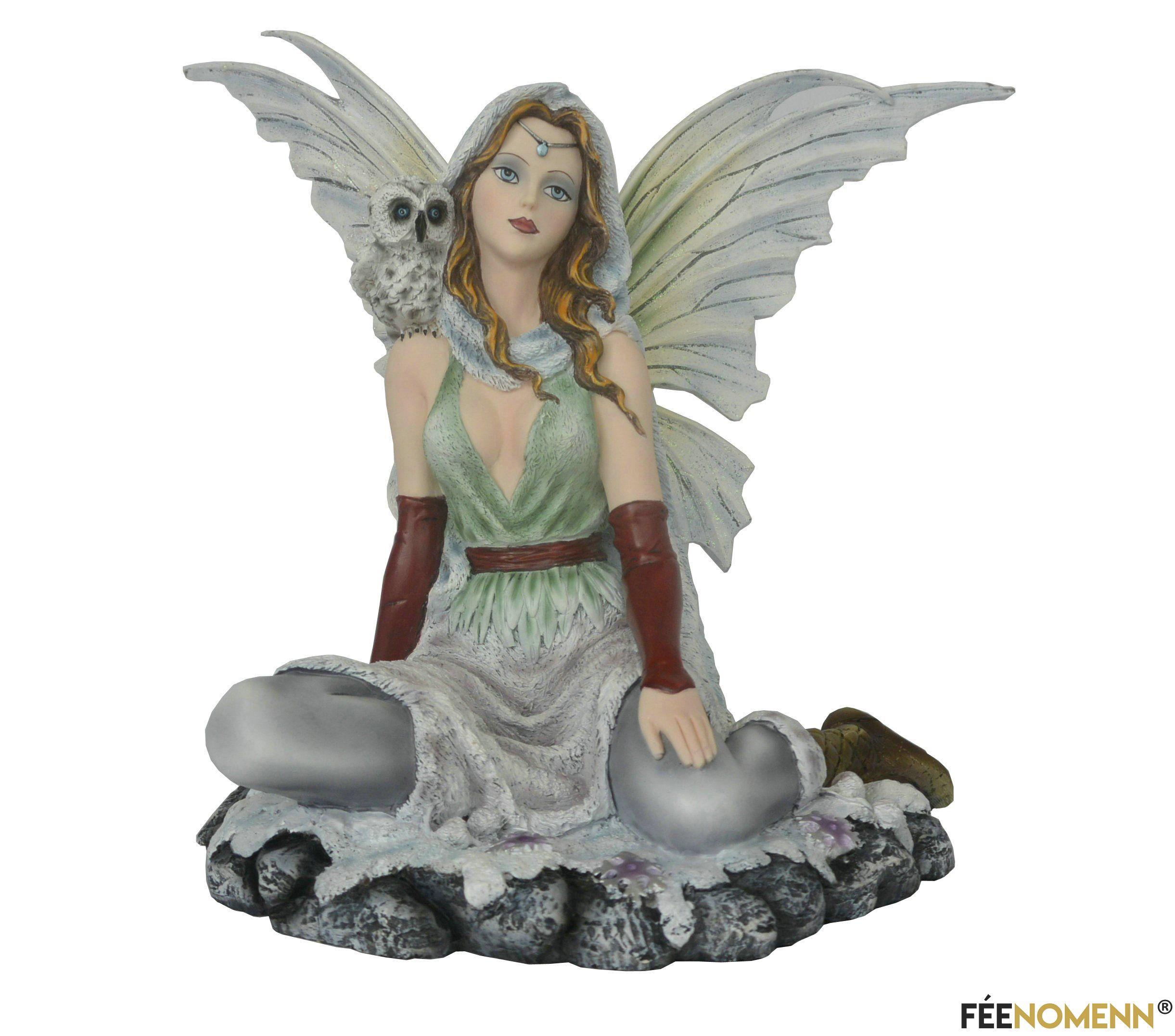 Statuette Fée Alara (H40 x L32cm)