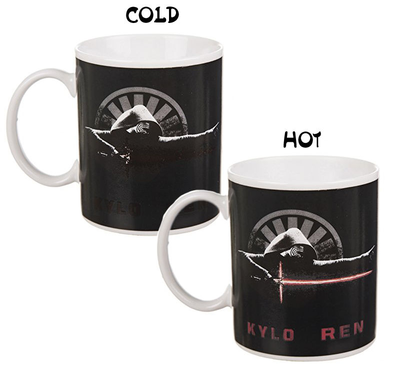 Ml Kylo Ren Wars Mug Star Thermoréactif 320 JclKFT13