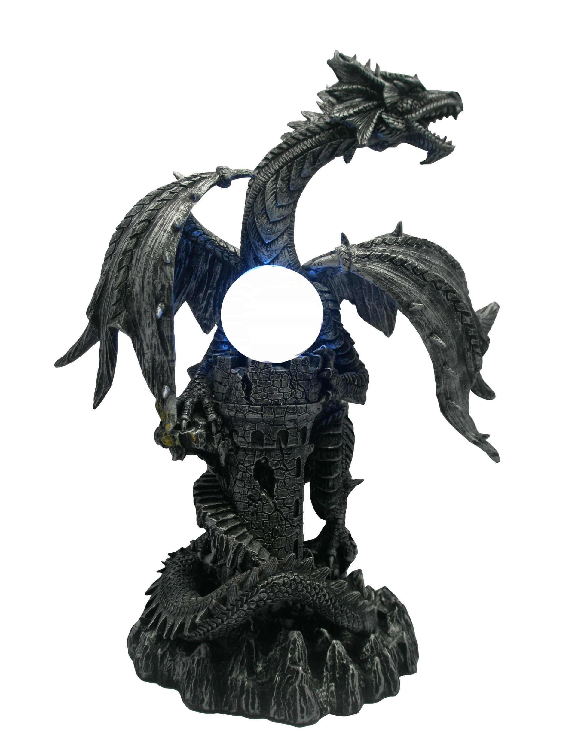 Lampe Dragon Erwan