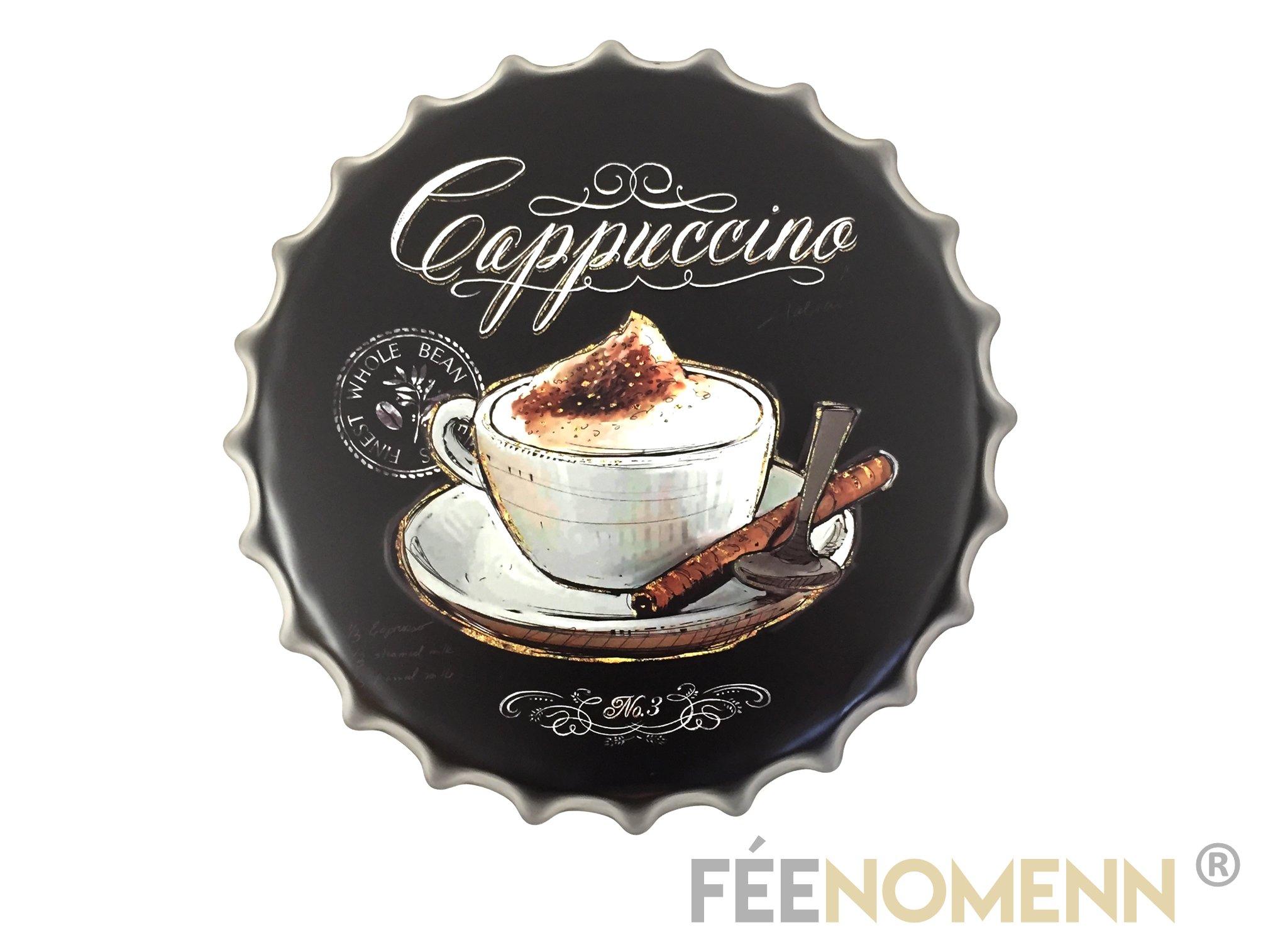 Capsule Métal Vintage -  Cappuccino (Diam. 40cm)
