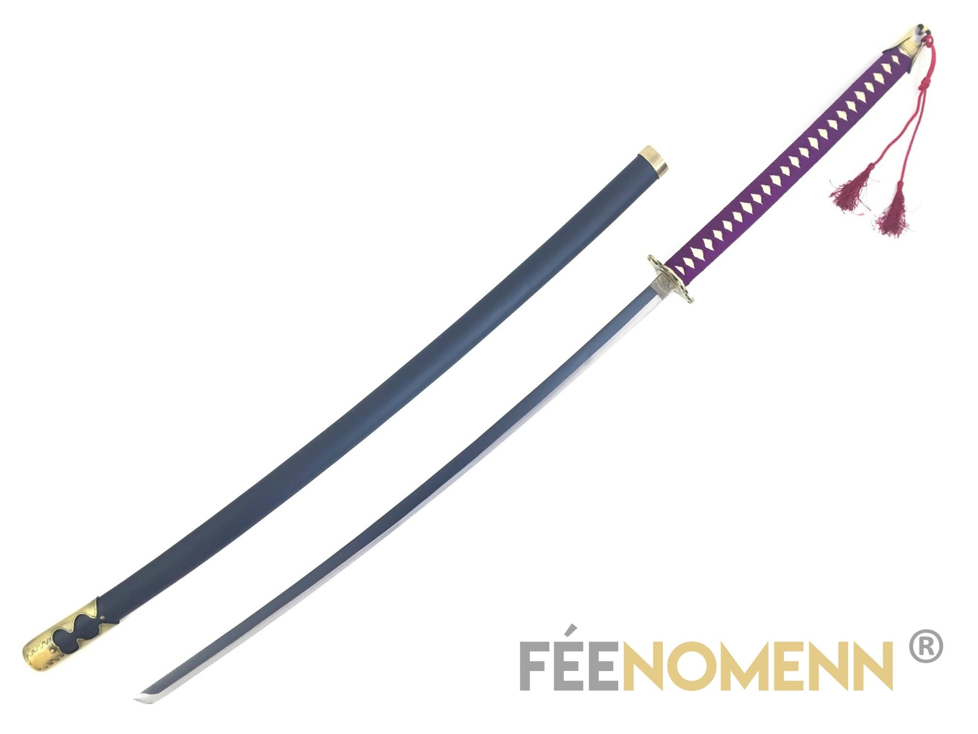 TOUKEN RANBU - Réplique Épée HOTARUMARU (148cm)