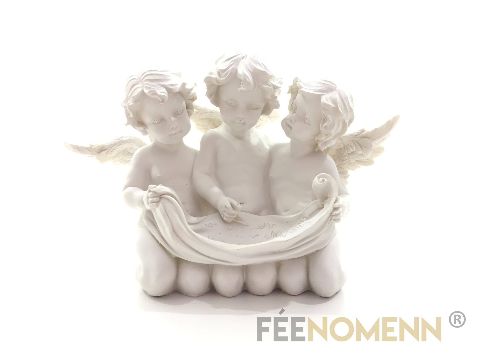 Figurine Anges avec Drap