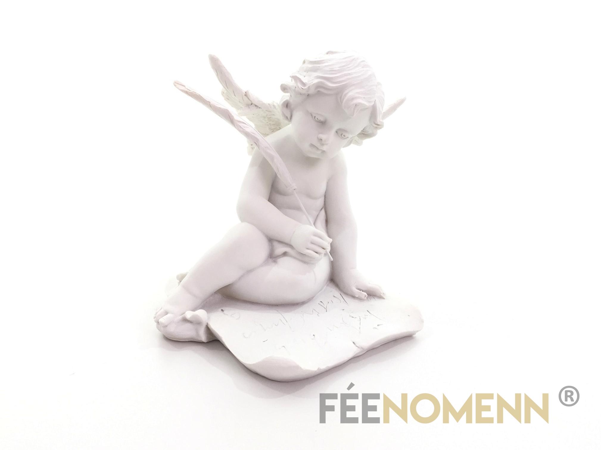 Figurine Ange Poète
