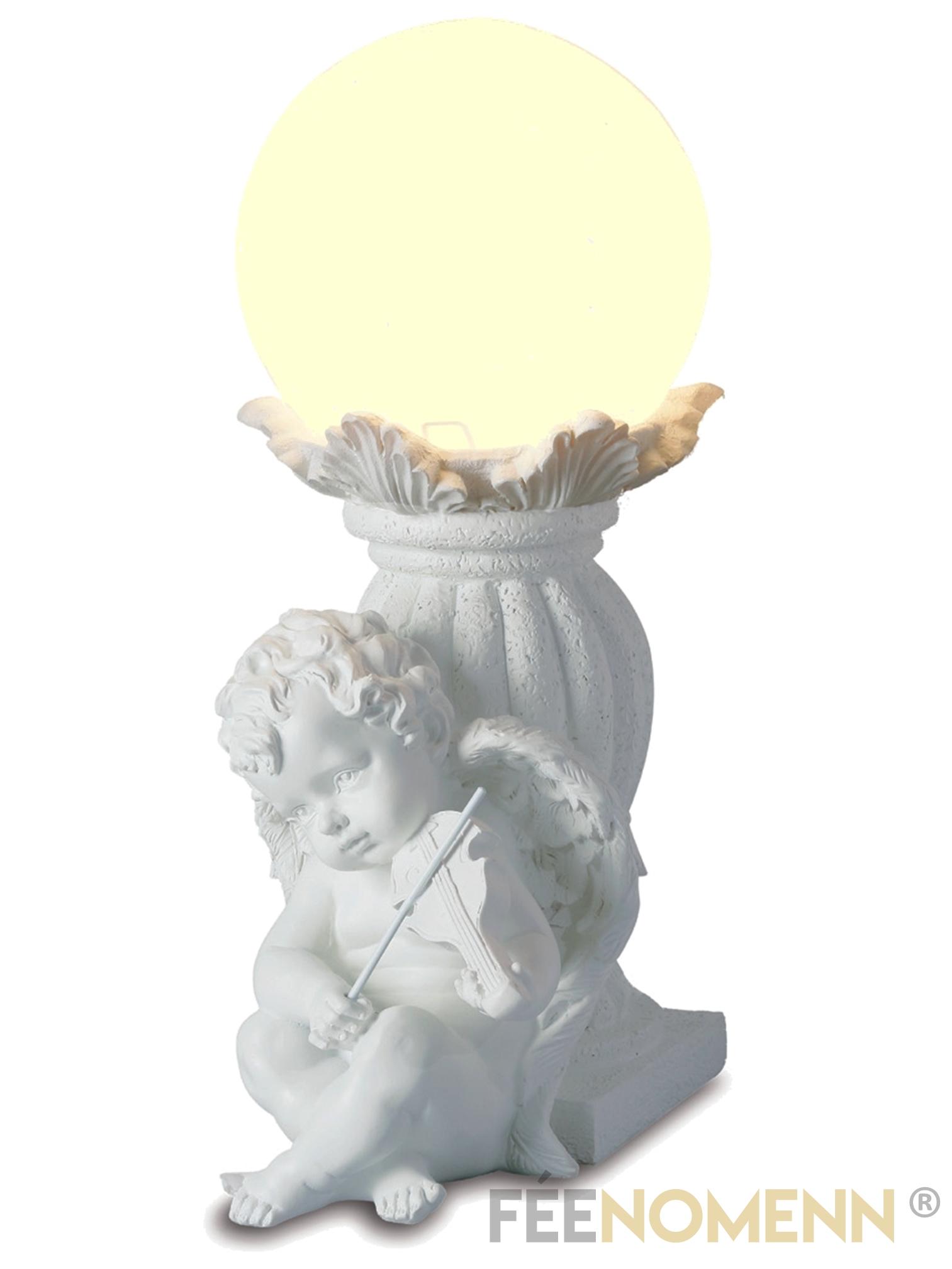 Lampe Ange Musicien