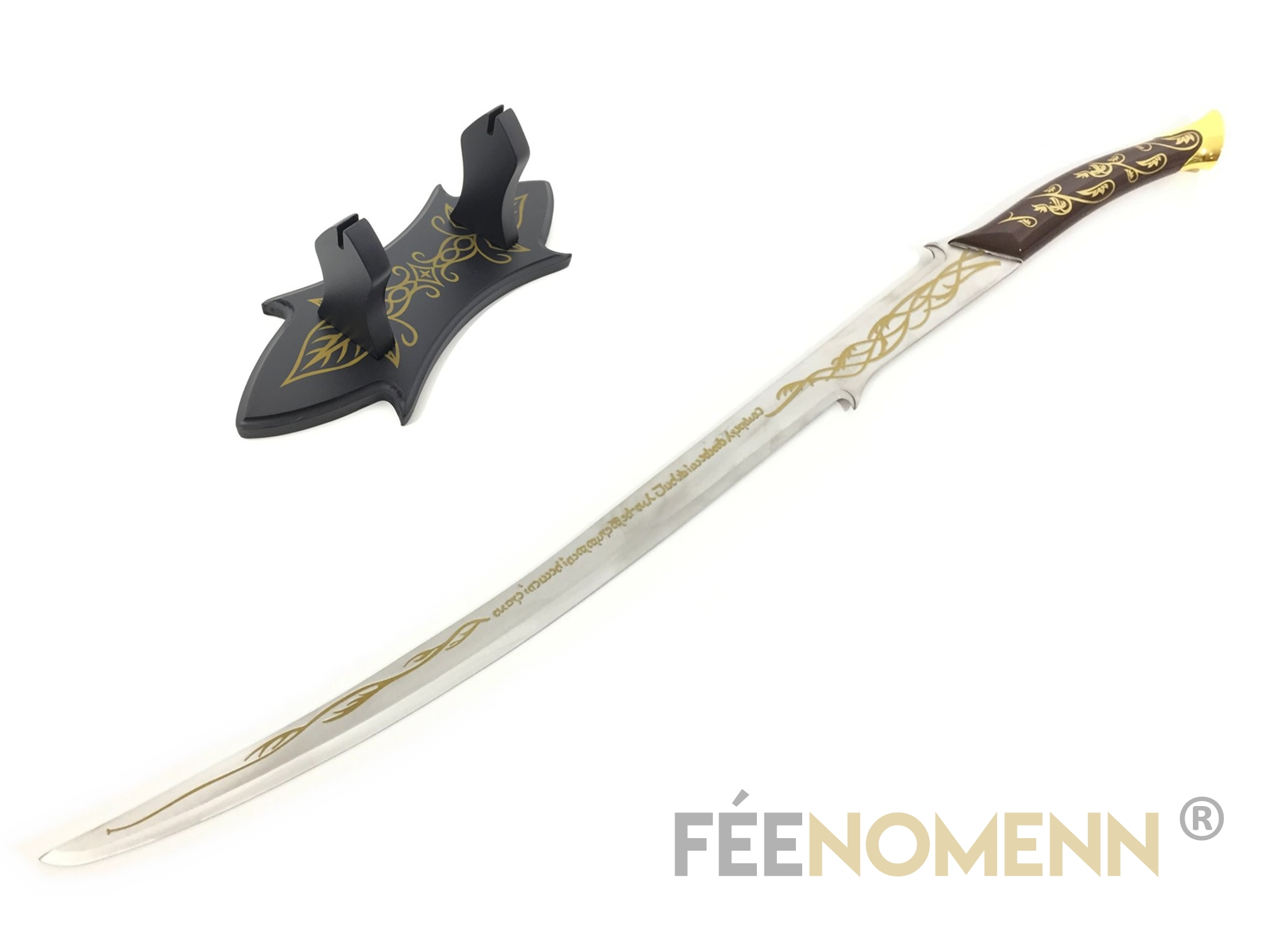 LE SEIGNEUR DES ANNEAUX - Réplique Épée ARWEN (version sans fourreau)
