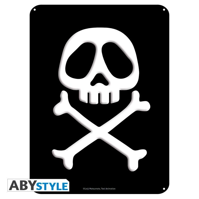 ALBATOR - Plaque métal Emblème (30x40)