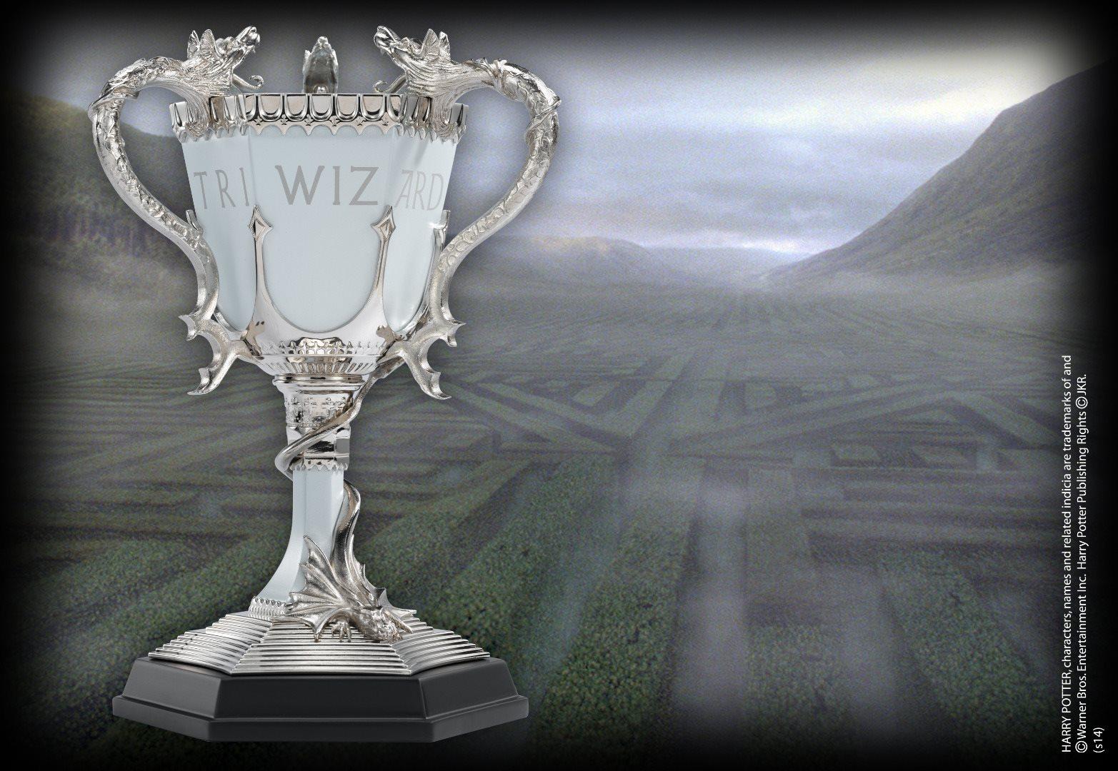HARRY POTTER - Réplique Coupe des 3 Sorciers