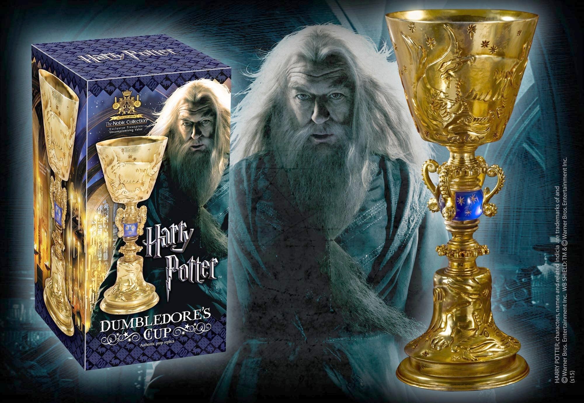 HARRY POTTER - Réplique Coupe de Dumbledore