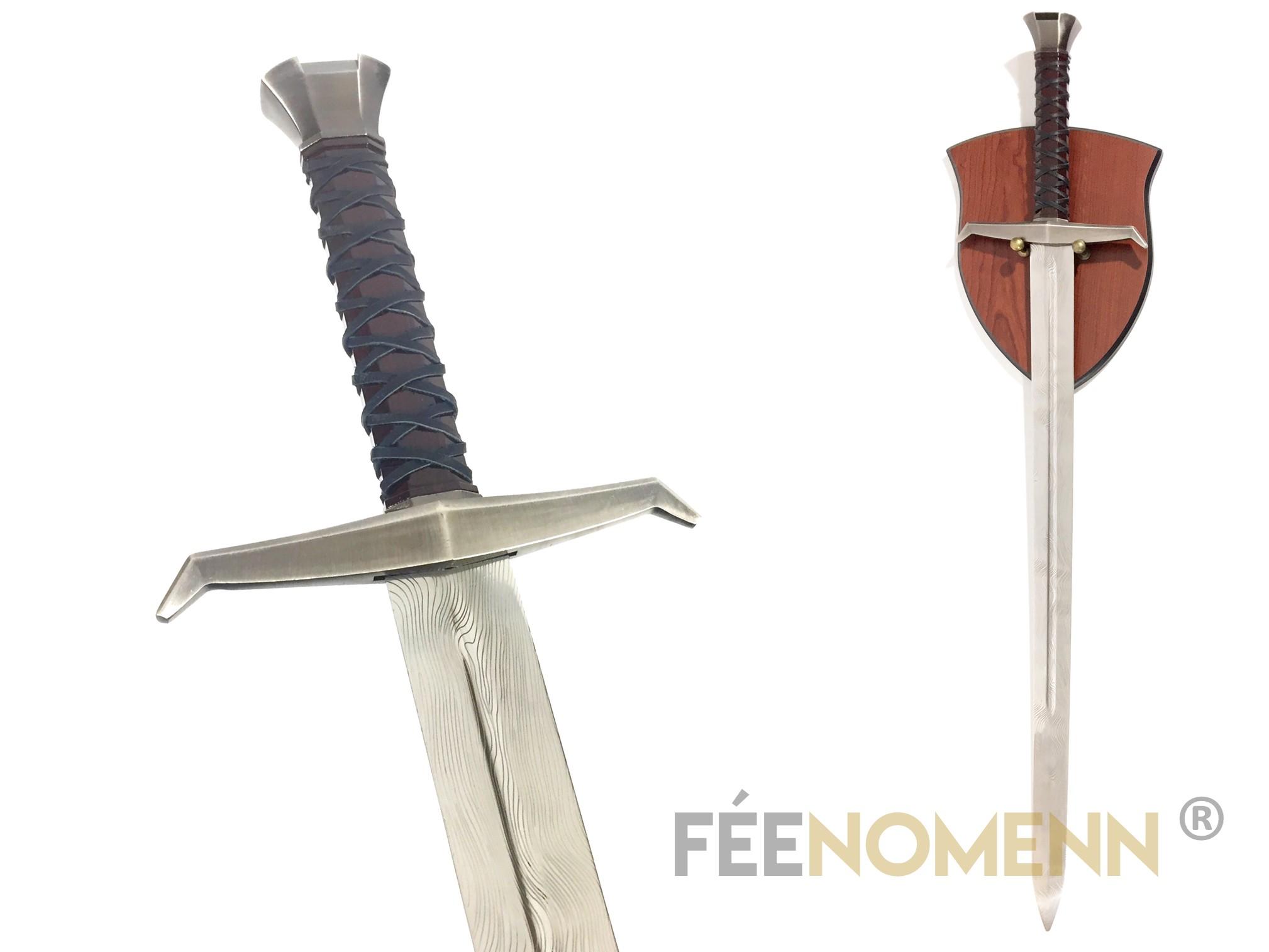 Le Roi Arthur, La Légende d\'Excalibur - Réplique Épée EXCALIBUR