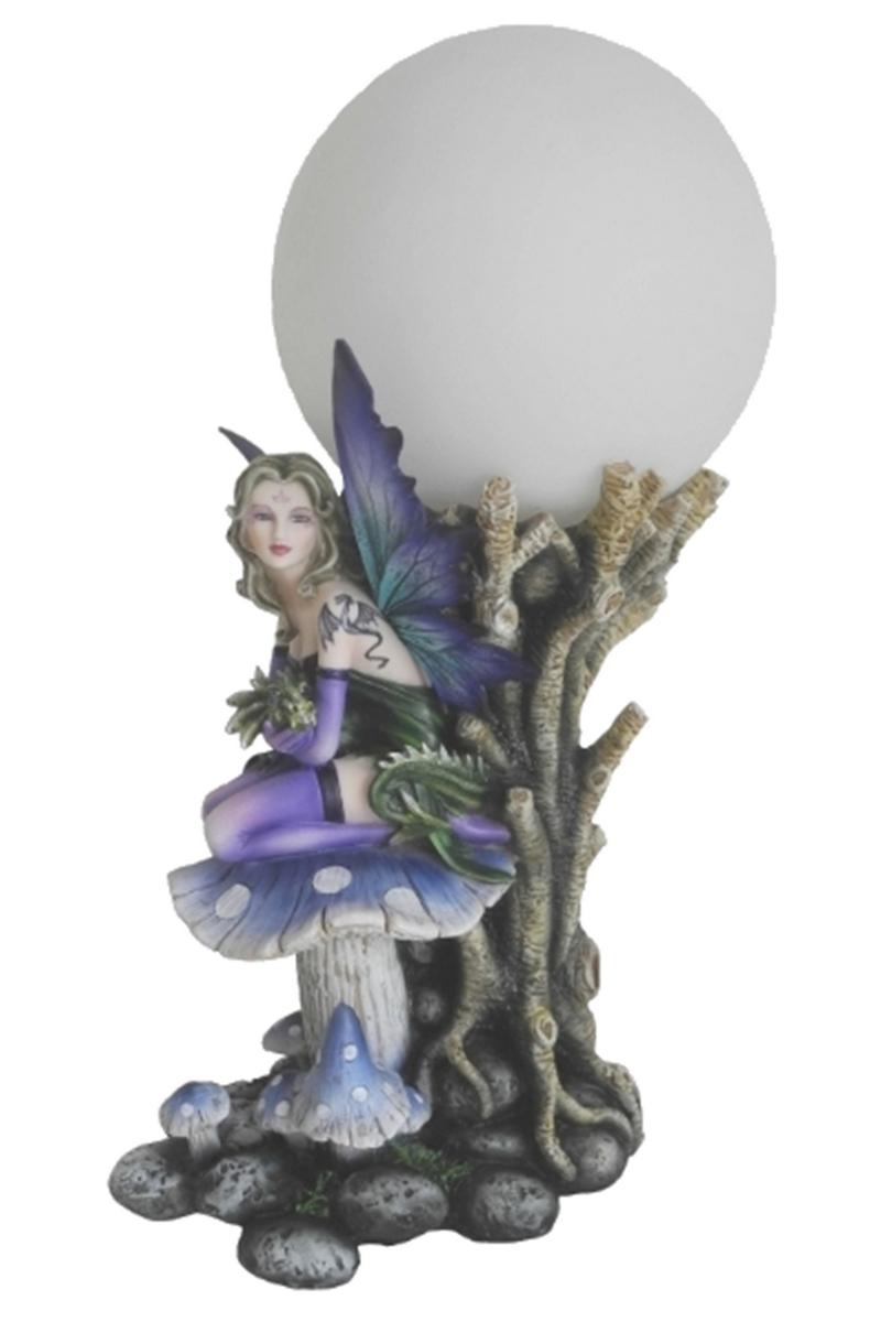 Lampe Globe Fée Kavanenn (H35 x L18cm)