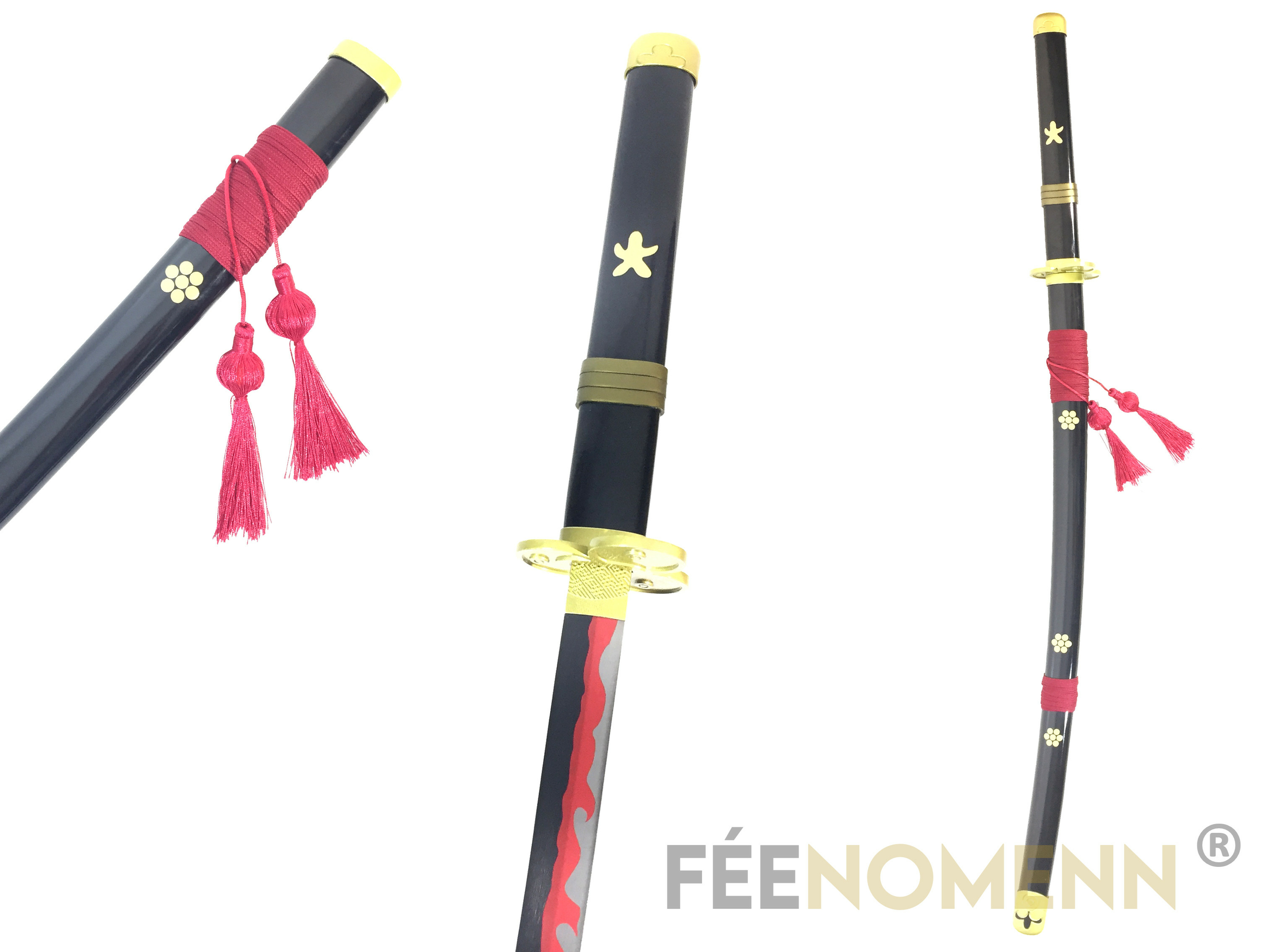 ONE PIECE - Réplique Sabre ZORO - ENMA