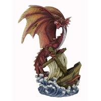 Statuette Dragon Tréhan