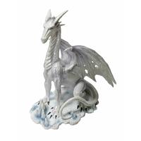 Statuette Dragon Héron