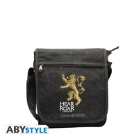 "GAME OF THRONES - Sac Besace ""Lannister"" Petit Format"