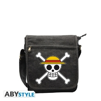 "ONE PIECE - Sac Besace ""Skull"" Petit Format"